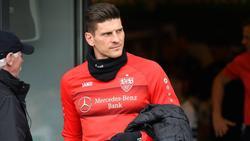 Mario Gomez wird den VfB Stuttgart im Sommer angeblich verlassen