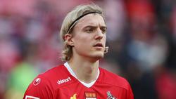 Leistungsträger beim 1. FC Köln: Sebastiaan Bornauw