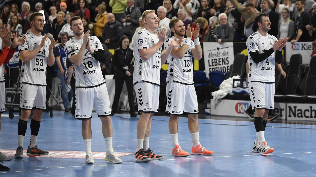 Der THW Kiel ist deutscher Handball-Meister