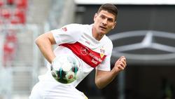 Steht beim letzten Saisonspiel gegen Darmstadt in der Startelf: Mario Gomez vom VfB Stuttgart