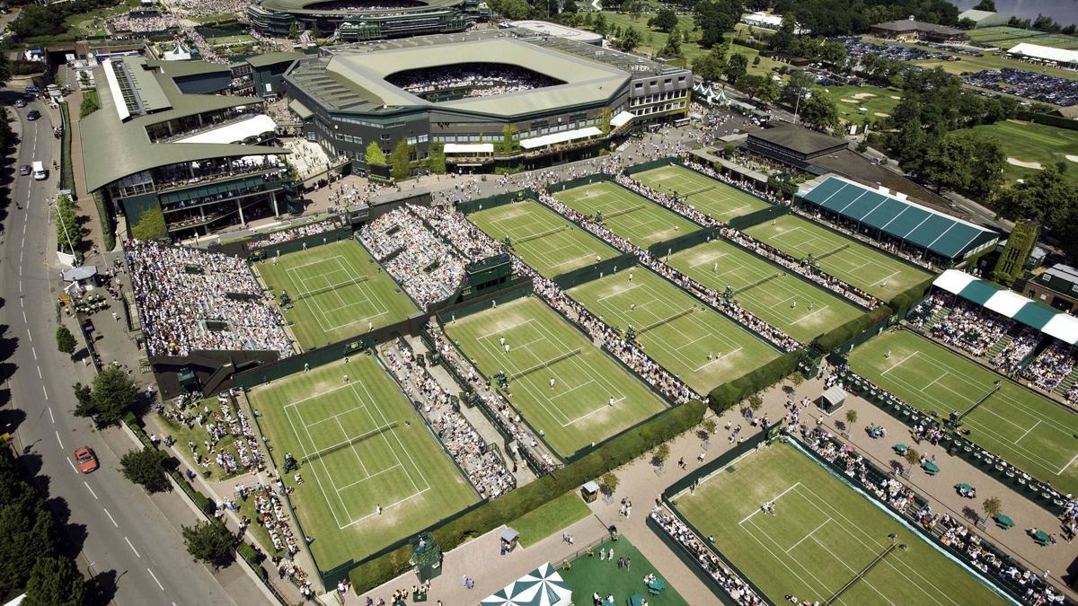 Wimbledon versicherte sich gegen einen Ausfall