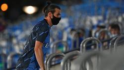 Bale sorgt momentan eher Abseits des Platzes für Trubel