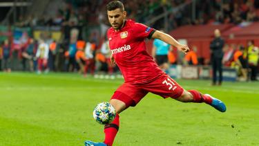 Kevin Volland verlässt Bayer Leverkusen