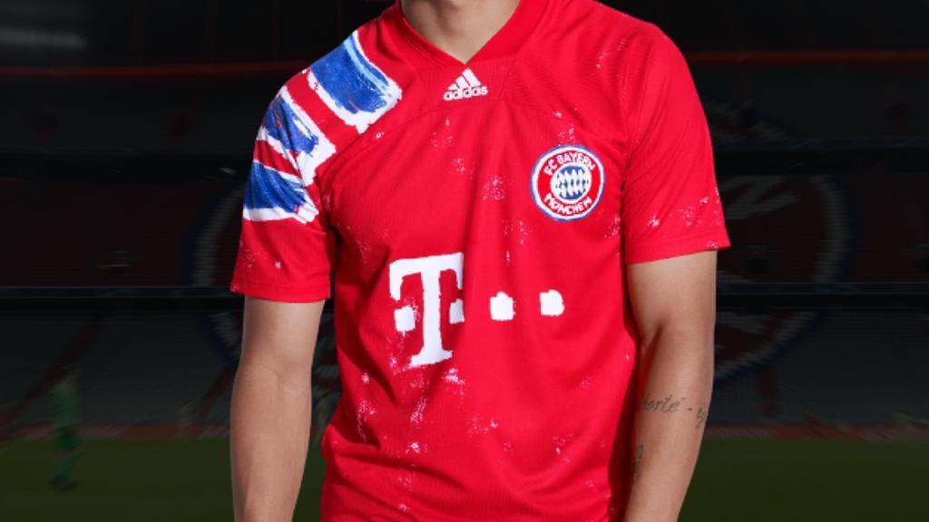 Bayern Trikots Historie