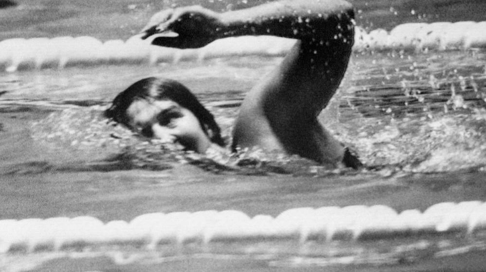 Fraser schrieb 1962 mit ihrem Rekord Sportgeschichte