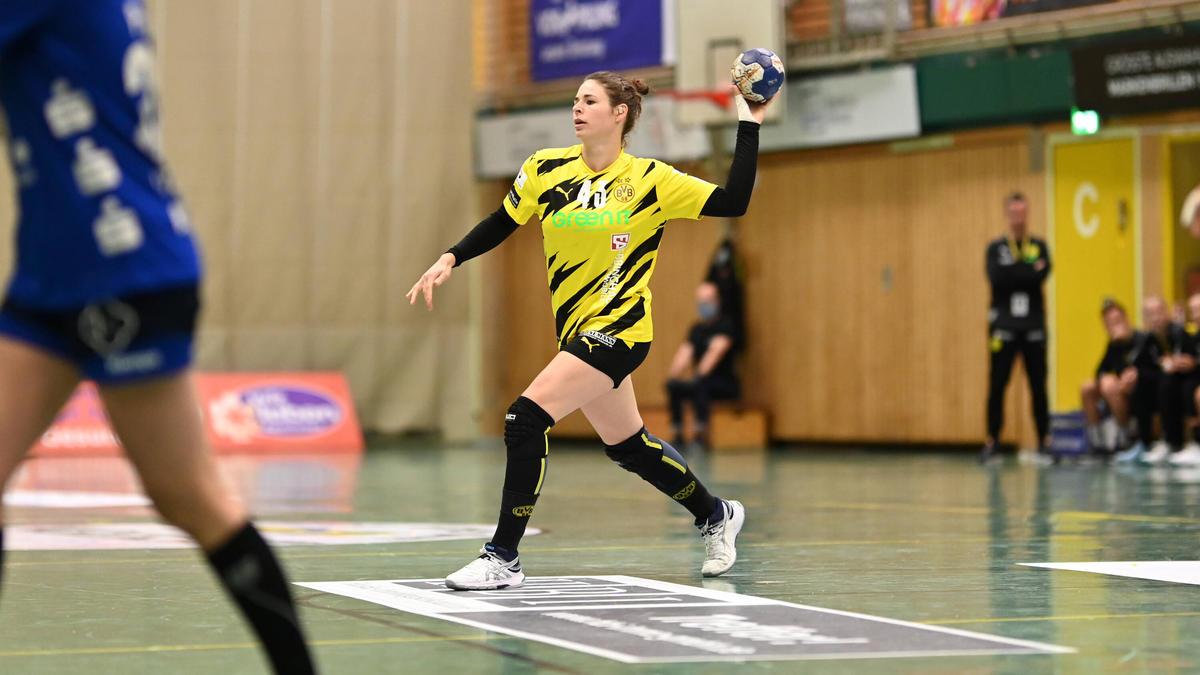 Jennifer Rode von Borussia Dortmund wurde kurzfristig aus dem EM-Kader gestrichen