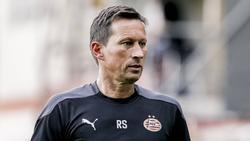 Roger Schmidt trainiert PSV Eindhoven