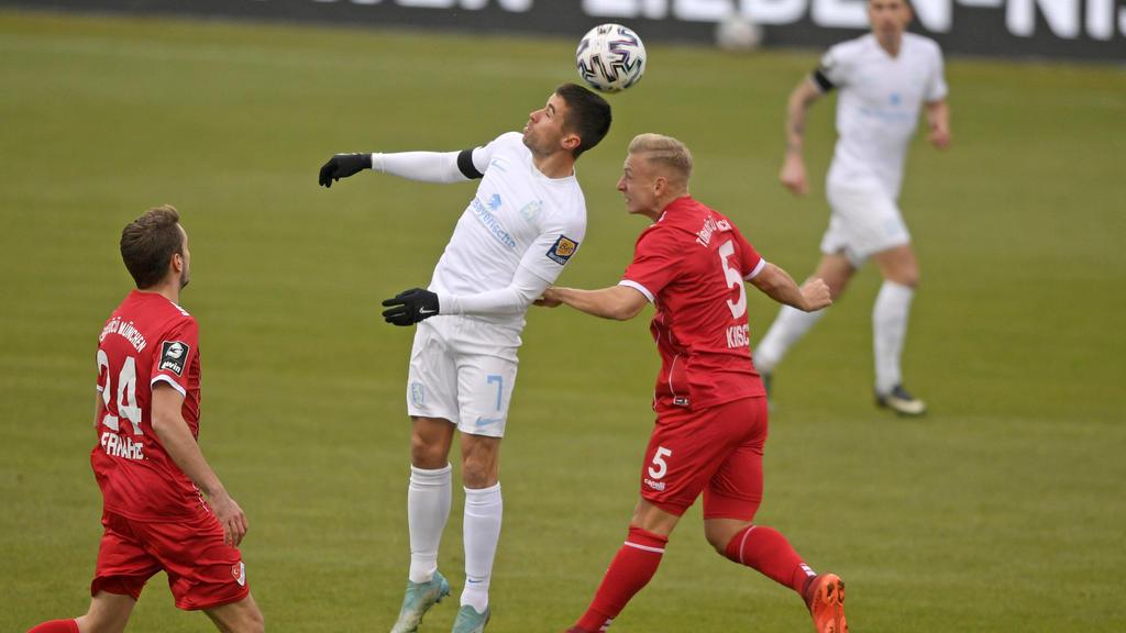 Das München-Derby zwischen 1860 und Türkgücü München endete mit einem Unentschieden