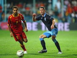 EM-Quali: Montenegro - England 2:2