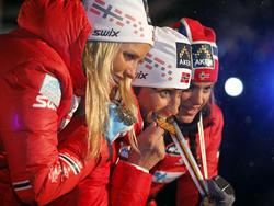 Dreifachsieg für Norwegen