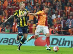 Derbyzeit in Istanbul