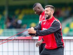 Dominic Maroh bereitet sich auf sein nächstes Abenteuer mit dem FC vor