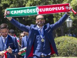 Eduardo se proclamó campeón de la Eurocopa-2016 con su selección. (Foto: Getty)