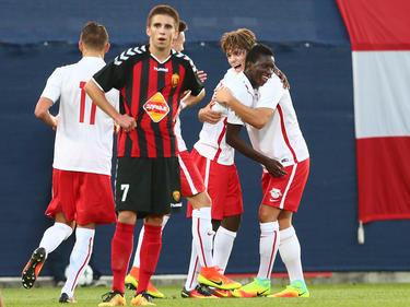 Darf Salzburg in der Youth League weiter jubeln?