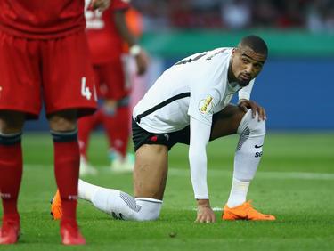 Kevin-Prince Boateng verlässt die Frankfurter Eintracht