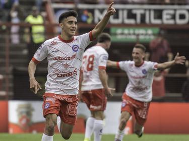 Im Visier zahlreicher Top-Klubs: Nicolás González (Bildquelle: twitter.com/aaajoficial)