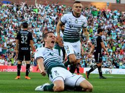 Santos es sexto con dos victorias. (Foto: Imago)