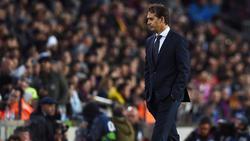 Julen Lopetegui ist nicht mehr Trainer von Real Madrid
