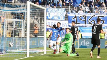 SV Darmstadt 98 schlägt den 1. FC Magdeburg