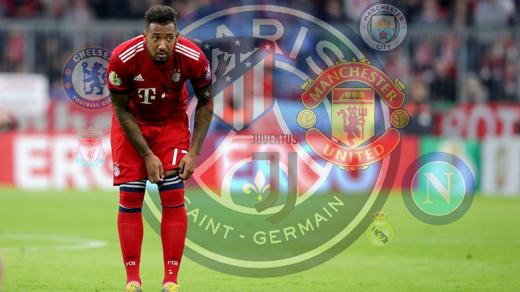 Wohin zieht es Jérôme Boateng nach seiner Zeit beim FC Bayern?