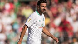 Claudio Pizarro freut sich auf das doppelte Bayern-Duell