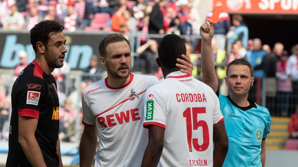 Bitterer Nachmittag für den 1. FC Köln
