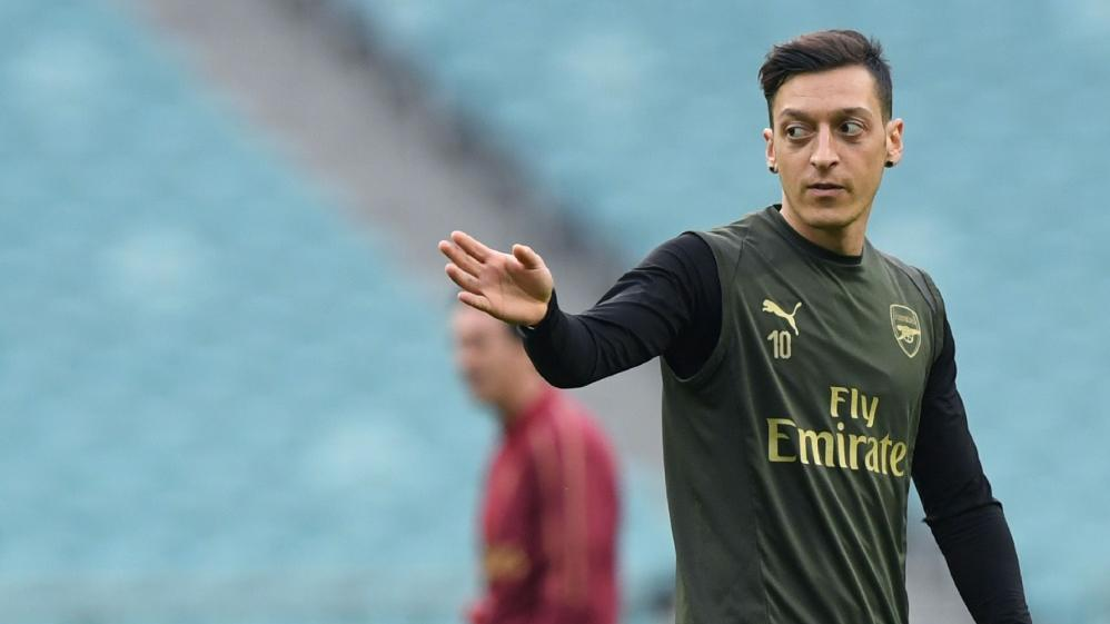Heiratet am Freitag seine Verlobte Amine Gülse: Mesut Özil