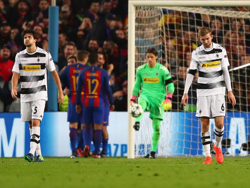 Borussia Mönchengladbach verliert deutlich beim FC Barcelona
