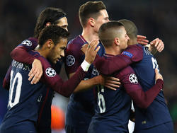 Paris Saint-Germain glänzt erneut in der Champions League