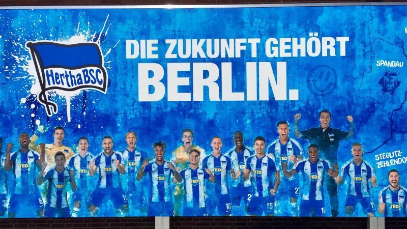 Neues Motto bei Hertha BSC