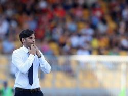 Paulo Fonseca will mit der Roma einen Erfolg feiern