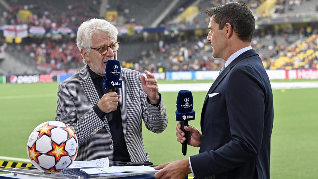 Glaubt nicht an einen Rüdiger-Wechsel zum FC Bayern: Marcel Reif