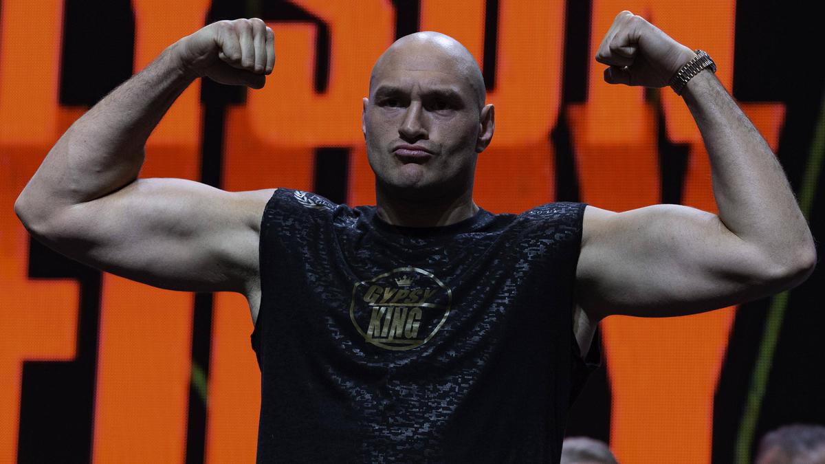 Tyson Fury will erst einmal Pause machen