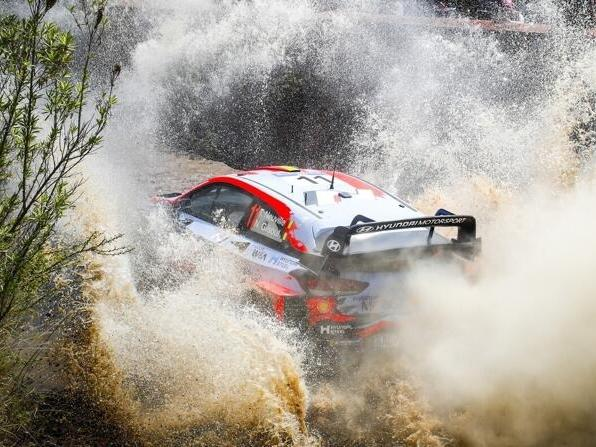Die Rallye Mexiko wurde vor dem Schlusstag abgebrochen