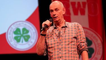 RWO-Boss Hajo Sommers findet deutliche Worte gegen Geisterspiele