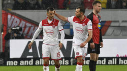 Erik Thommy und Kevin Stöger sollen ihre Verträge bei Fortuna Düsseldorf verlängern