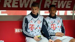 Michael Cuisance und Corentin Tolisso sind beim FC Bayern derzeit häufig nur Ersatz