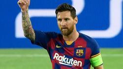 Messi spendet 50 Beatmungsgeräte an seine Heimatstadt