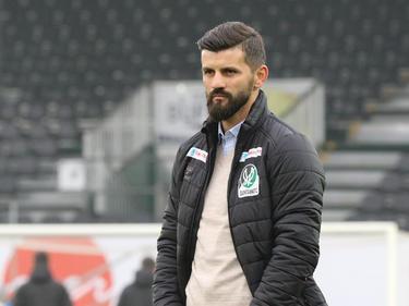 Miron Muslic ist der neue Cheftrainer der SV Ried