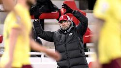 Jürgen Klopp war nach der Pleite gegen Burnley außer sich