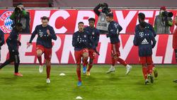 Corentin Tolisso (M.) wird dem FC Bayern länger fehlen