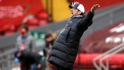 Jürgen Klopp und der FC Liverpool stecken tief in der Krise