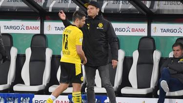 Raphael Guerreiro hat das Abschlusstraining des BVB verpasst