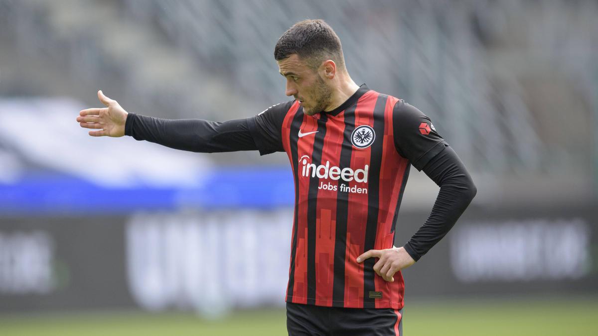 Verlässt Filip Kostic Eintracht Frankfurt im Sommer?