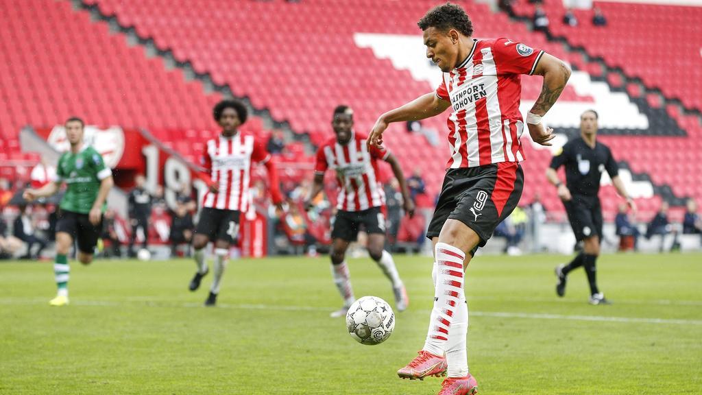 Eindhoven gewinnt gegen Zwolle