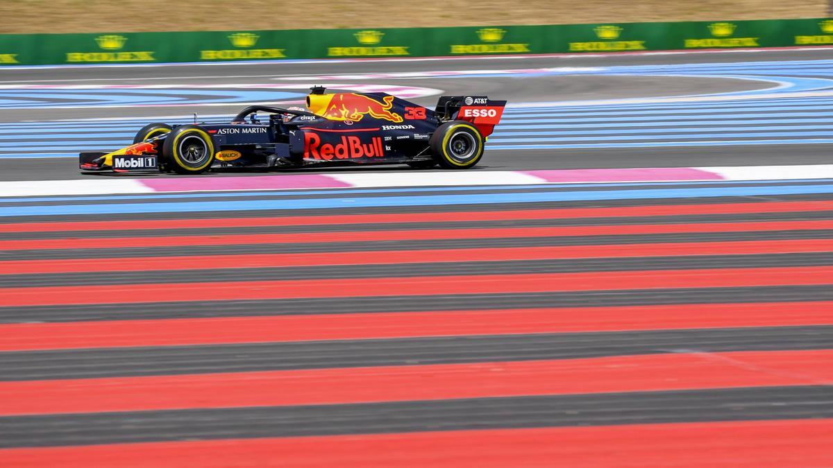Die Formel 1 gastiert am Wochenende in Frankreich
