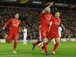 James Milner sorgt für die Entscheidung zugunsten des FC Liverpool