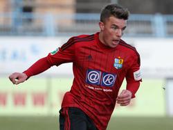 Christian Mauersberger spielt seit Sommer 2013 für Chemnitz