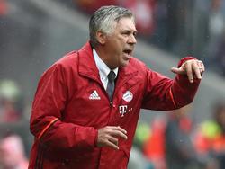Carlo Ancelotti nimmt seine Spieler in die Pflicht