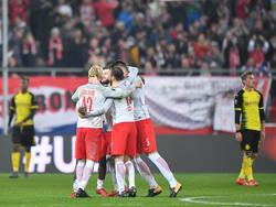 Borussia Dortmund ist aus der Europa League ausgeschieden
